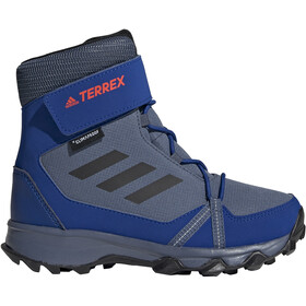 adidas TERREX Snow Hoge Schoenen Kinderen, tech ink/core black/active orange
